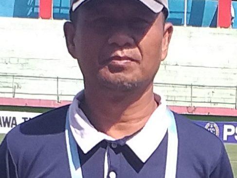M. Agus S. Pd, MM. Sekjen PSSI Kab. Sukabumi